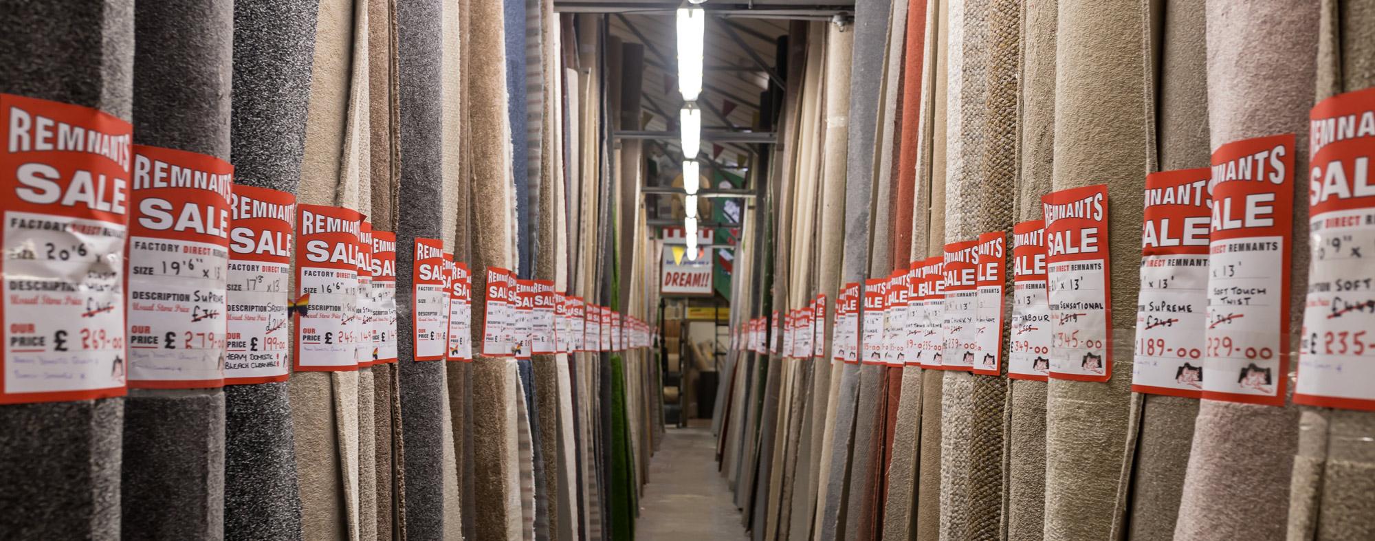 Carpet Castle Carpets At Half High Street Prices